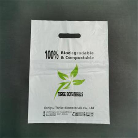 海淀PLA+PBAT全生物降解袋厂家定做价格