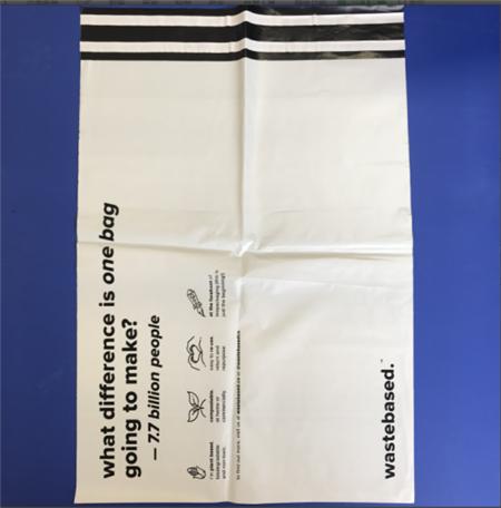 海淀PLA+PBAT全生物降解袋厂家定做批发